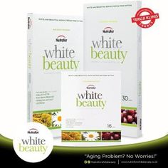 harga nutrafor white beauty