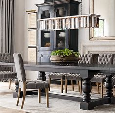 17th C. Priory Rectangular Dining Table - Restoration Hardware - for ...