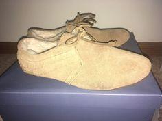 444c82a6c68a UGG Australia Womens Nikola Chestnut Sheepskin Mocassin Slippers US 8  Preowned