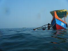 Tarkarli...snorkelling. Was so much fun !!
