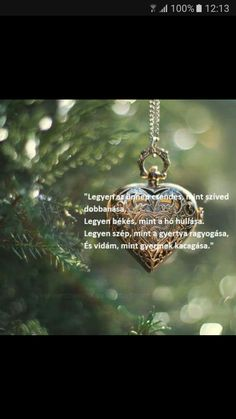 Legyen úgy... Words Of Encouragement, Holidays And Events, Advent, Christmas Bulbs, In This Moment, Thoughts, December, Holiday Decor, Winter