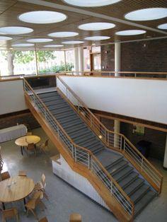 alvar aalto stairs | AD Classics: MIT Baker House Dormitory / Alvar Aalto