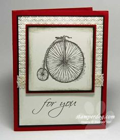 What a Great Job! - Stampin' Up! Demonstrator Ann M. Clemmer & Stamper Dog Card Ideas