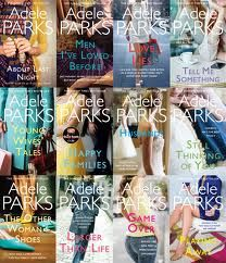 Adele Parks Books To Read, My Books, Adele, Famous People, Parks, Author, My Love, Reading, Writers