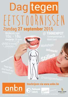 Het nieuwe Stillen-seizoen gaat bijna van start. 27 september spelen we in #Gent! #dagtegeneetstoornissen #eetstoornissen #theater #Stillen #Vlaanderen