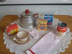 Us 69 00 Used In Toys Hobbies Vintage Antique Kitchen Sets Miniatures Pinterest Toy Set And