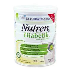 Good Shop Nutren Diabetic 800gOrder in good conditions Nutren Diabetic 800g You save NE780HBAA7X5EOANMY-16850336 Health & Beauty Food Supplements Well Being Nestle Nutren Diabetic 800g