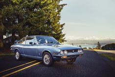 This 1975 Isuzu 117 GT XC is a restored example retaining its original 1800cc twin-cam engine and 4-speed manual transmission. The 117 has the distinction of being the first ever Japanese car penned by an Italian designer. Styled by the famous Giorgetto Giugiaro, the fastback coupe was an exclusive vehicle at time of production and remains a rare collectible today.
