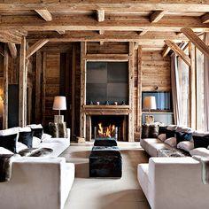 WedLuxe– Luxe & Rustic Sundance Inspiration | Via sharonsantoni.com Follow @WedLuxe for more wedding inspiration!