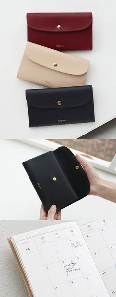 A classy planner enveloped in a luxurious button cover? Yes, please! The Daily Button Diary Scheduler is cute, unique, and portable. Get yours now!