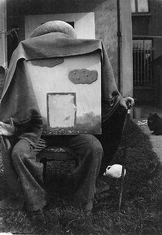 rené magritte. god on the eighth day 1937