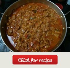 Soya Chunks Curry This is a variant of Kerala chicken curry for those who wish to switch to Soya for health benefits or a new taste.