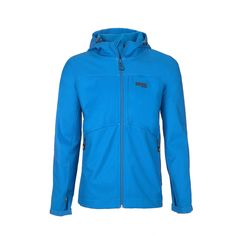 This stylish softshell offers a barrier against moderate weather conditions, perfect for everyday wear.