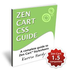 An 82-page guide developed as a 'roadmap' to help you navigate the stylesheets in Zen Cart.   This book will help you reach your destination, customising your Zen Cart online store, faster and easier.  Available now for immediate download.