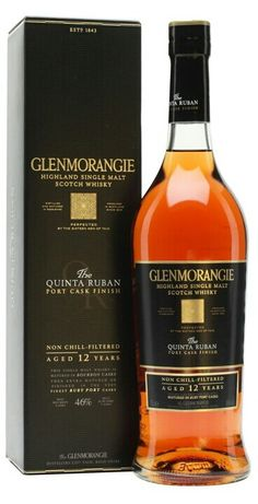 GLENMORANGIE - so you need to impress your Boss you say?