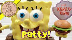 Spongebob Talking Krabby Patty Maker, Where's The Pickle?  #SpongebobTalkingKrabbyPattyMaker #KrabbyPatties #KrustyKrab
