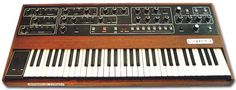 Sequential Prophet 5. It ruled the eighties. You heard it more often than you know.