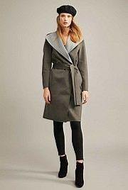 Luxe Wrap Coat
