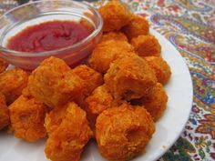 Baked Sweet Potato Tots (gluten-free) | Real Food RN