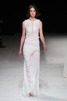Spring Summer 2014 Fashion Show. www.NinaRicci.com