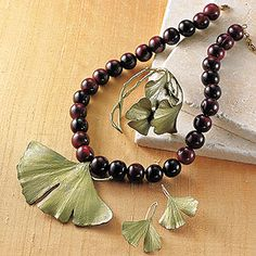 Gingko Jewelry
