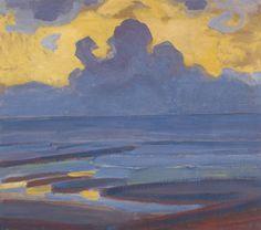 By The Sea, Piet Mondrian