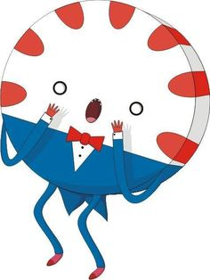 Peppermint Butler - Adventure Time