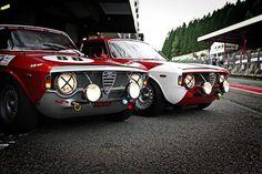 Classic Car News Pics And Videos From Around The World Alfa Gta, Alfa Romeo Gta, Alfa Romeo Junior, Alfa Romeo Giulia, Ex Machina, Custom Cars, Cars And Motorcycles, Cool Cars, Race Cars