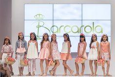 83ª edición de FIMI - Feria Internacional Moda Infantil - moda primavera verano 2017. Barcarola