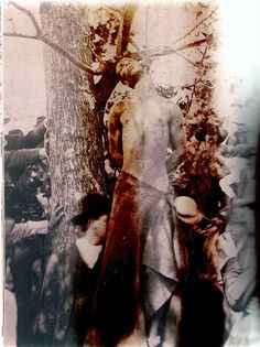 Lynching of Frank Embree, 1899