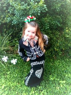 Baby Charra Mexican dress Charro days Brownsville Texas