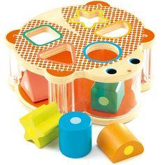 Djeco - blokkendoos - vormenstoof - Tuvoitou #toys  #djeco #littlethingz