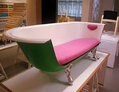 what a kate spade looking sofa