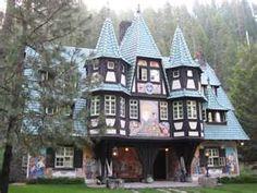 """wyntoon - William Randolph Hearst's """"other"""" cabin"""