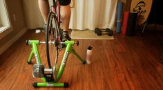 Get the Most Out of Your Bike Trainer