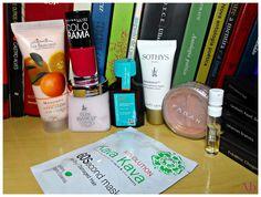 Caixa de Beleza de Israel Glam Guru Beauty Box