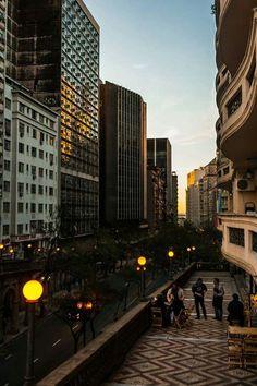Porto Alegre é de mais....