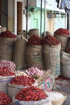 Market of Udaipur, India