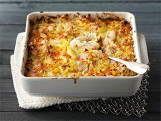 Broileri-juuresvuoka Kermit, 20 Min, Lasagna, Macaroni And Cheese, Ethnic Recipes, Food, Mac And Cheese, Essen, Meals