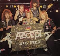 Accept: was in a music video & got a t-shirt & tape The Effective Pictures We Offer You About Musical Band portrait A quality picture can tell you many things. You can find the most beautiful pictures Rock Bands, Rock And Roll Bands, Power Metal Bands, Heavy Metal Bands, Metal On Metal, Heavy Metal Music, Woodstock, Hard Rock, Metal Albums