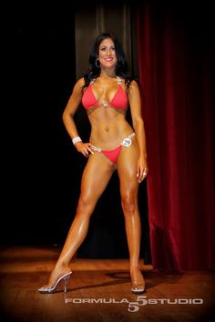 Modeling Bikini Fitness Dance Contests Miami