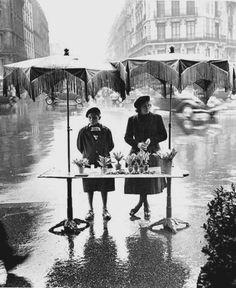 Vintage Paris ca 1955