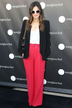 Sparkly Fashion: Style Icon: Rachel Bilson