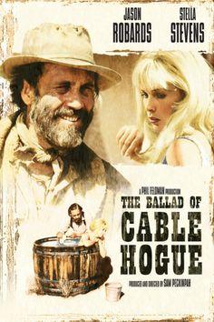 A Morte Não Manda Recado (The Ballad of Cable Hogue, de Sam Peckinpah - 1970)