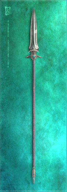 Evaryr's Spear, by Kristopher P. Love