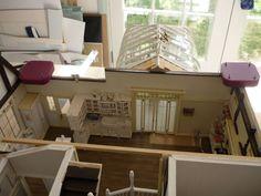 plans magic practical cabin dollhouse