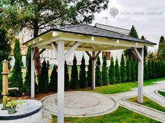 Altana ogrodowa na zamówienie / Zakład Stolarski Poznań Gazebo, Pergola, Outdoor Structures, Kiosk, Pavilion, Outdoor Pergola, Cabana