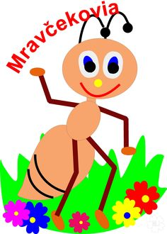 Mravec Character, Lettering