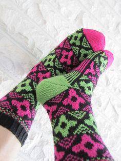 Ravelry: polli's Malie Socks