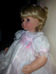 "My Susan Wakeen ""Picture Perfect"" Baby/Toddler Doll, From The Top-Of-The-Line ""Signature Series"". I <3 Her!"